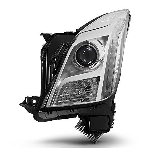 cadillac xts headlight - 5