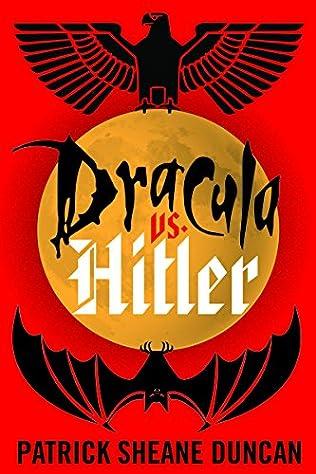 book cover of Dracula vs. Hitler
