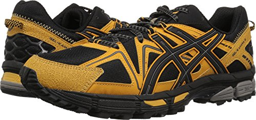 ASICS Gel-Kahana 8 Trail Running Shoes - Men's, Sandstorm/Black, Medium, 11.5 US, - Trail Shoes Black Mens Running
