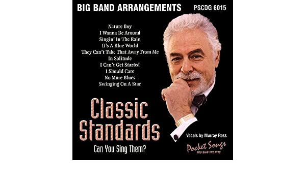 Murray ross - Sing The Hits Of Big Band Arrangements (Can You Sing