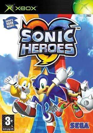 Sonic Heroes: Amazon.es: Videojuegos