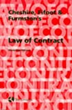 Cheshire, Fifoot and Furmston's Law of Contract, M. P. Furmston, 0406049645