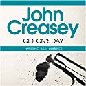 Gideon's Day: Gideon of Scotland Yard Audiobook by John Creasey (JJ Marric) Narrated by Tim Bentinck