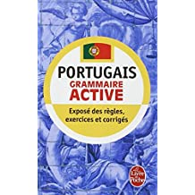 Portugais-Grammaire Active (French Edition)