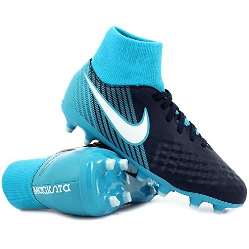 weiß Nike Enfant Onda Ii De gletscher obsidian Blau Jr Blau Chaussures 414 Df Fg Football Magista gamma Blau Mixte CFf16xrnC