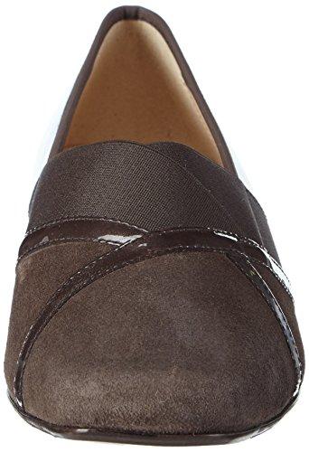 HassiaEvelyn, Weite J - zapatos de tacón cerrados Mujer Varios Colores - Mehrfarbig (5600 Fango)