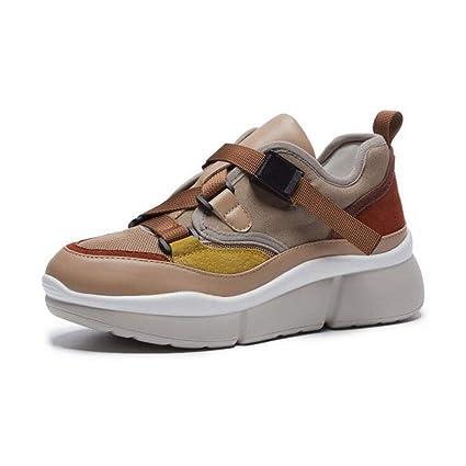 e3568b44cf7f9 Amazon.com: Hy Women's Casual Shoes, Mesh Spring/Fall Comfort ...
