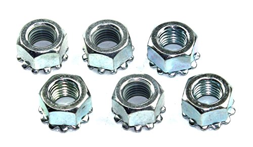 Mustang Shock Tower Cap Nuts 1964 1965 1966 PE303