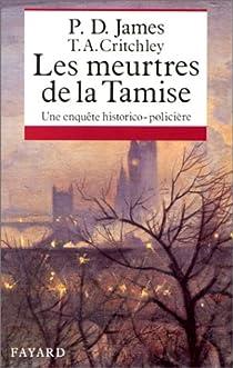 Les Meurtres de la Tamise par James