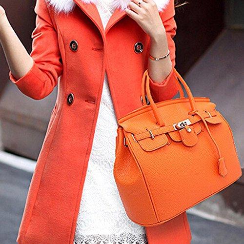 A à BandoulièRe Main Grande Beautyjourney Main Plage Jasmin Paille Capacité Teo Femmes Sac Cabas Plus Cuir Simple Sacs Cabas Orange Cabas à Femme Sac qwXIxw