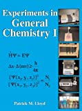 Experiments in General Chemistry I, Lloyd, Patrick, 0757523013