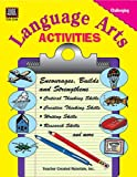 Language Arts Activities, Shirley E. Myers, 1576903494