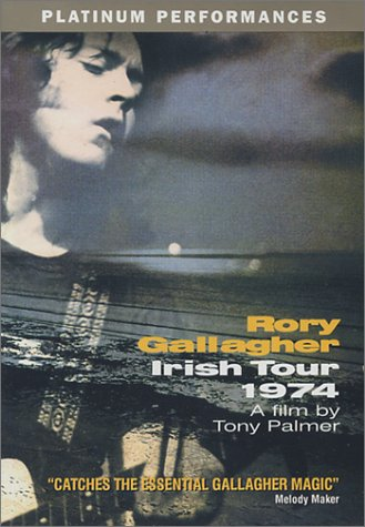 (Rory Gallagher - Irish Tour 1974)