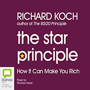 The Star Principle Hörbuch