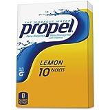 Propel Propel Flavored Water Powder Packs, 12Bx/Ct, Lemon (13471)