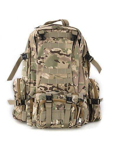 GXS Tarnung militärischer taktischer Rucksack-Schultertasche Rucksack edc jeden Tag Trage