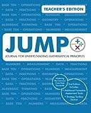 img - for JUMP 1 Teacher's Edition: Journal for Understanding Mathematical Principles book / textbook / text book