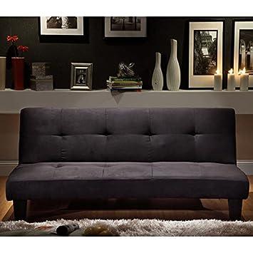 Amazon.com: Ante de Microfibra Mini sofá cama: Kitchen & Dining