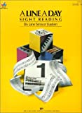 A Line a Day Sight Reading: Level 4, Jane Smisor Bastien, 0849794994