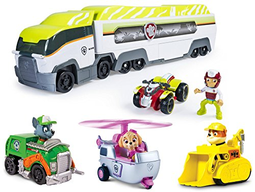 NEW! Paw Patrol Jungle Rescue Patroller with Paw Patrol 3-Piece Rescue Racers Vehicle Set, Rubble,Rocky, and - Kids At Walmart For Sunglasses