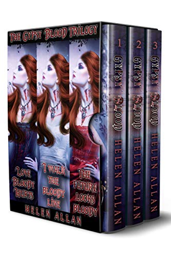 (The Gypsy Blood Collection: Books 1-3 (The Gypsy Blood)