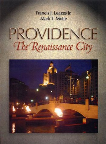Providence, The Renaissance City PDF ePub ebook