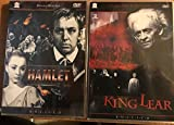 4DVD-NTSC-W-Shakespeare-Collection-2DVD-King-Lear + 2DVD-Hamlet- (Language(s): Russian, English, French . Subtitles: Russian, English, French, German, Spanish, Italian.)