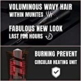 LENA Geniecurl Auto Hair Curling Wand with