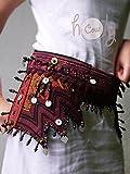 Handmade Tribal Hippie Belt Bag