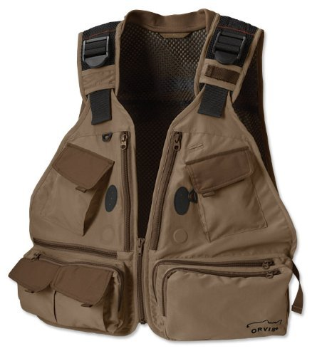 Orvis Hydros Strap Vest/Fully Loaded