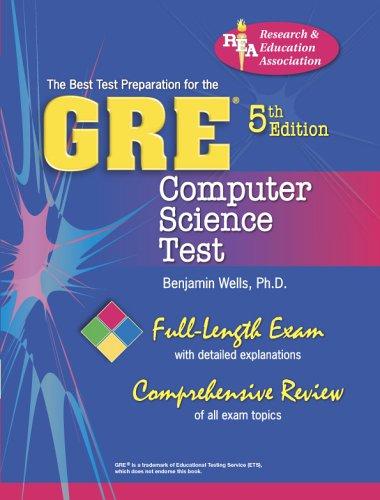 GRE Computer Science (GRE Test Preparation)