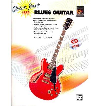 Quick Start Blues Guitar: Book & CD (Paperback) - Common pdf epub