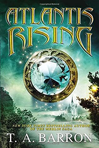 book cover of Atlantis Rising