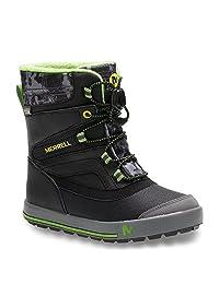 Merrell Boys Snow Bank 2.0 WTRPF Waterproof Snow Boot (Toddler/Little Kid/Big Kid)