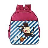 Baby Toddler Child Kid Halloween Funny School Bag Backpack