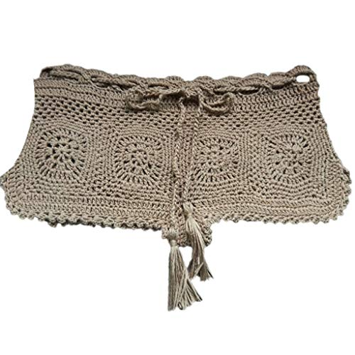 - XUEJIN Women's Plus Size Shorts Summer Causal Floral Elastic Waist Shorts