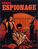 Gurps Espionage: The Secret World of Assassins, Spies and Counterspies
