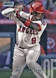 2018 Topps Stadium Club Baseball #94 Justin Upton Los Angeles Angels MLB Trading Card