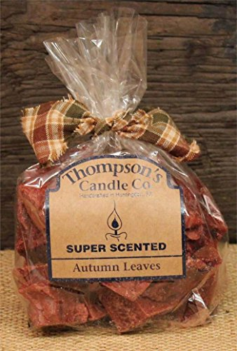 Thompson's Candle Co. Super Scented Autumn Leaves Crumbles