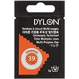 DYLON マルチ (衣類・繊維用染料) 5g col.39 タンジェリン [日本正規品]