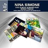 Nina Simone -  5 Classic Albums