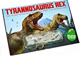 TYRANNOSAURUS REX And Other Ferocious Predators From The Mesozoic Era - BUILD YOUR OWN TYRANNOSAURUS REX SKELETON