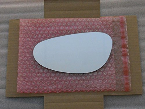 HEATED Mirror Glass with BACK PLATE for PORSCHE 911 BOXSTER Driver Side View Left LH