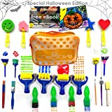 Cre8tivePick Kids Art & Craft: Fun Painting Tools Set / Art Kit  Do not know where to start with these kids craft kit? Fret not! We will email you an e-book which provides step-by-step guide on how to paint simple drawings with these fun painting...