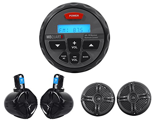 package-mb-quart-gmr-2-atv-marine-receiver-with-bluetooth-itunes-mp3-wma-and-usb-65-black-wakeboard-
