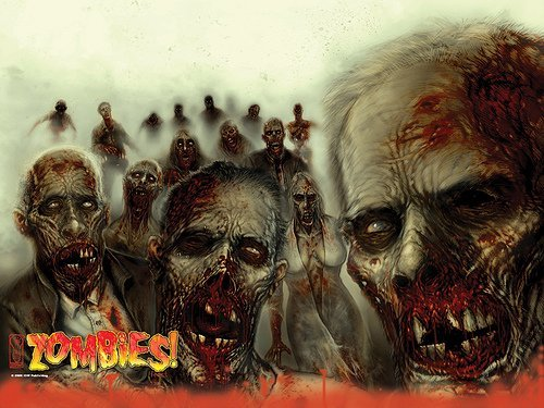 Zombies-Edible-Image-Cake-Cupcake-Topper