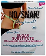 Garcinia Cambogia Appetite Suppression, Zero Calorie Sweeteners & Creamers by No/Snak! | Forget Weight Loss Pills, Simple add to Coffee/Tea for Everyday Appetite Control During Dieting