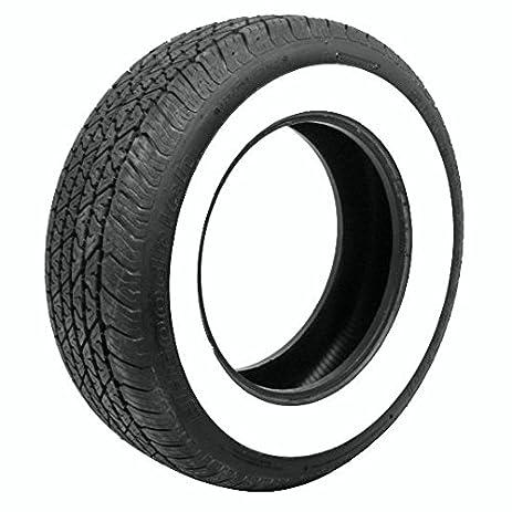 coker tire whitewall radial tire p21570r15