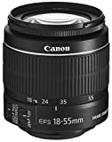 Photo : Canon EF-S 18-55mm f/3.5-5.6 IS II SLR Lens - Mark II (White Box)