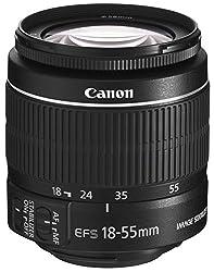 Canon Ef-s 18-55mm F3.5-5.6 Is Ii Slr Lens - Mark Ii (White Box)